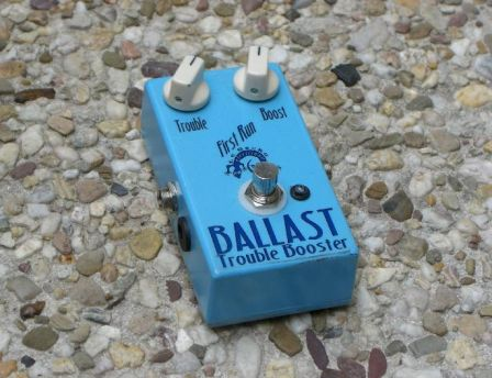 Ballast Trouble Booster